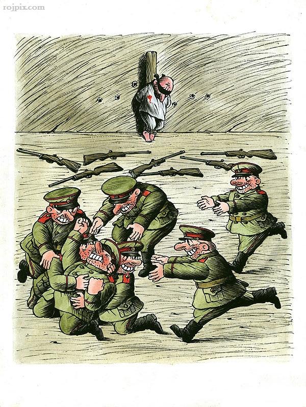 کاریکاتورهای بسیار زیبا و تامل برانگیز    Rojpix.Com